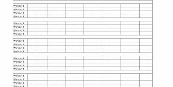 Workout Routine Spreadsheet Throughout 40  Effective Workout Log  Calendar Templates  Template Lab Workout Routine Spreadsheet Google Spreadsheet