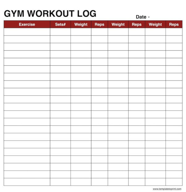 Workout Spreadsheet Excel Template With Workout Log Sheet Template  Rent.interpretomics.co