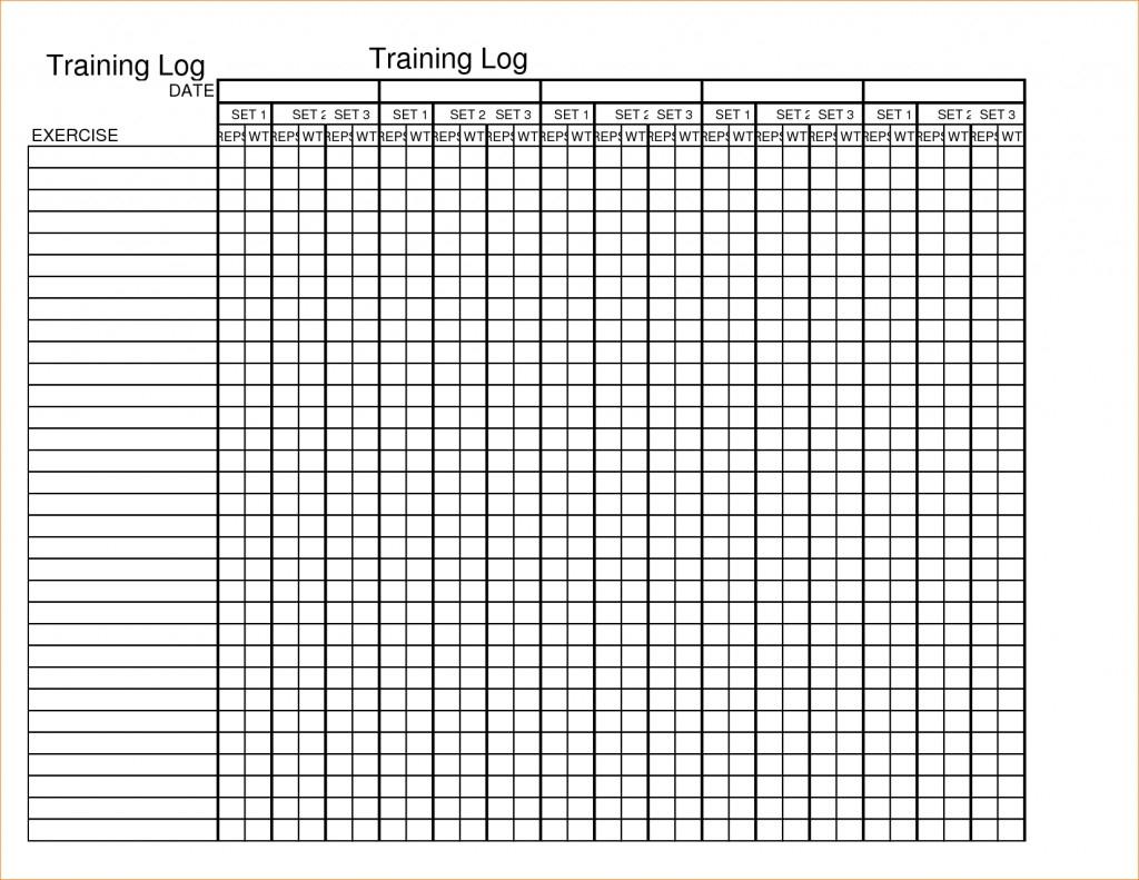 Workout Spreadsheet Intended For 012 Template Ideas Workout Log ~ Ulyssesroom