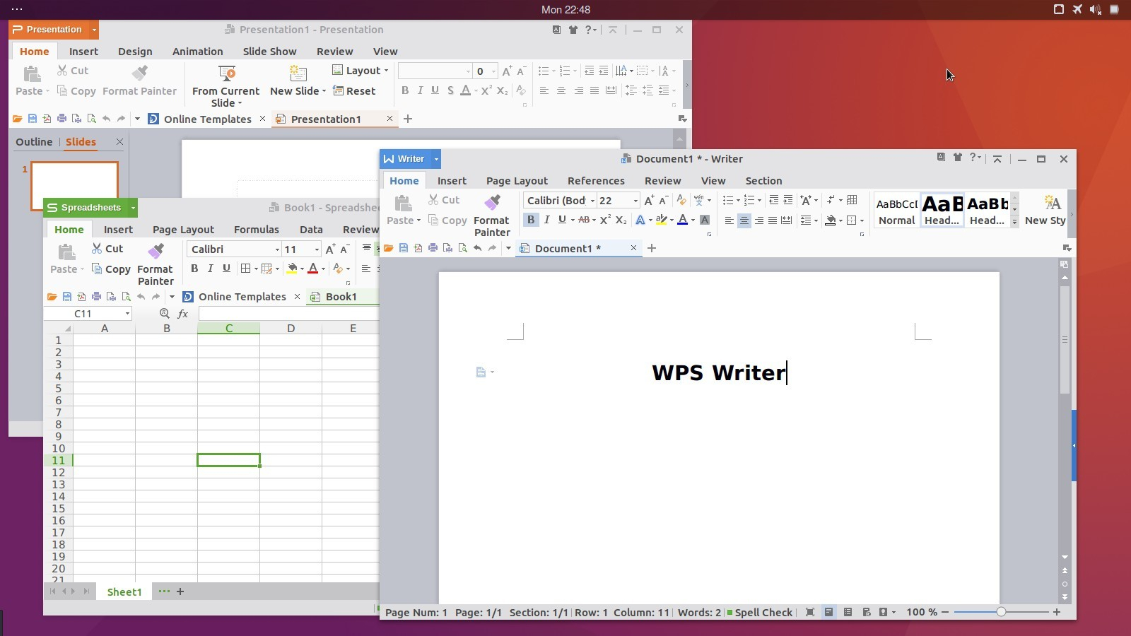 Wps Spreadsheet Tutorial Pdf For How To Install Wps Office 2016 For Linux In Ubuntu  Tips On Ubuntu