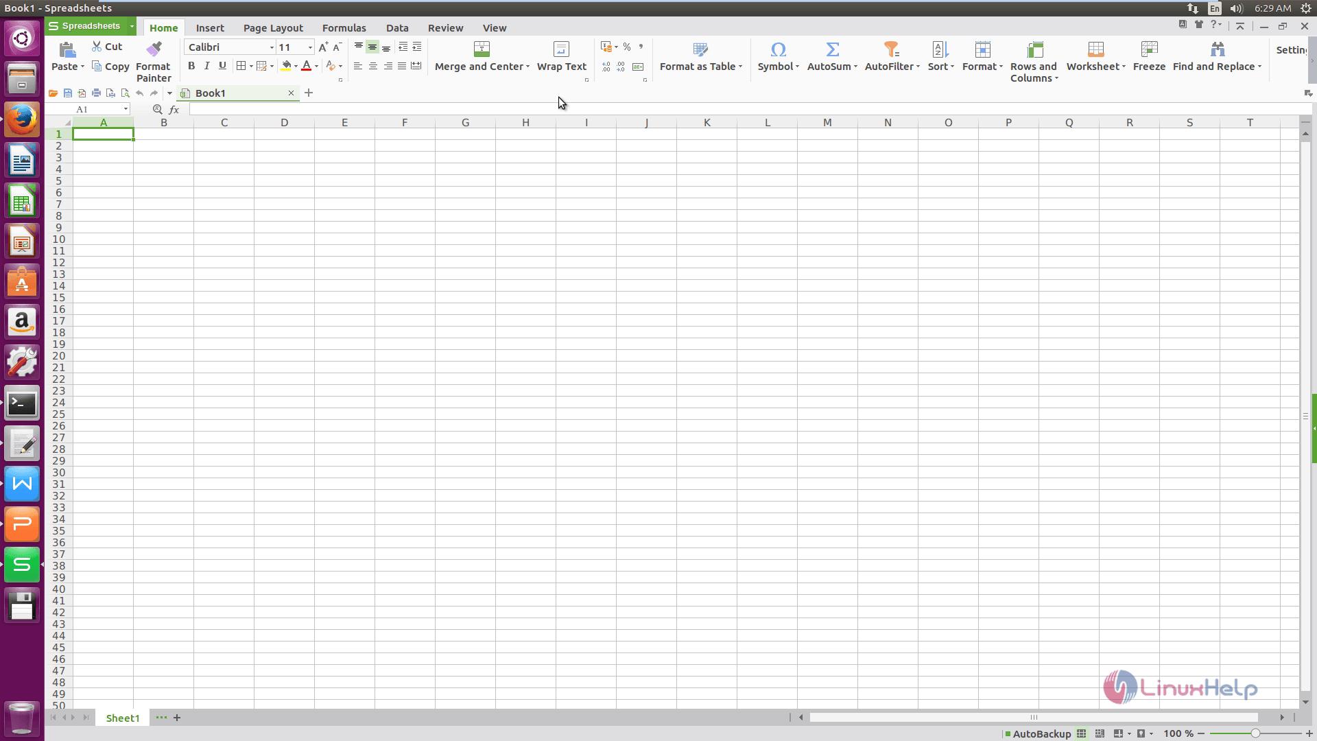 Wps Spreadsheet Tutorial Pdf Inside How To Install Kingsoft Office In Ubuntu  Linuxhelp Tutorials