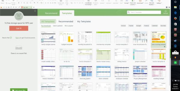 Wps Spreadsheet Tutorial Pdf Regarding Wps Office 2016 Review: A True Office Alternative  Pcworld