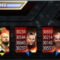 Wwe Supercard Stats Spreadsheet With Regard To So Do Enhancements No Longer Help You Reach A New Tier? : Wwesupercard