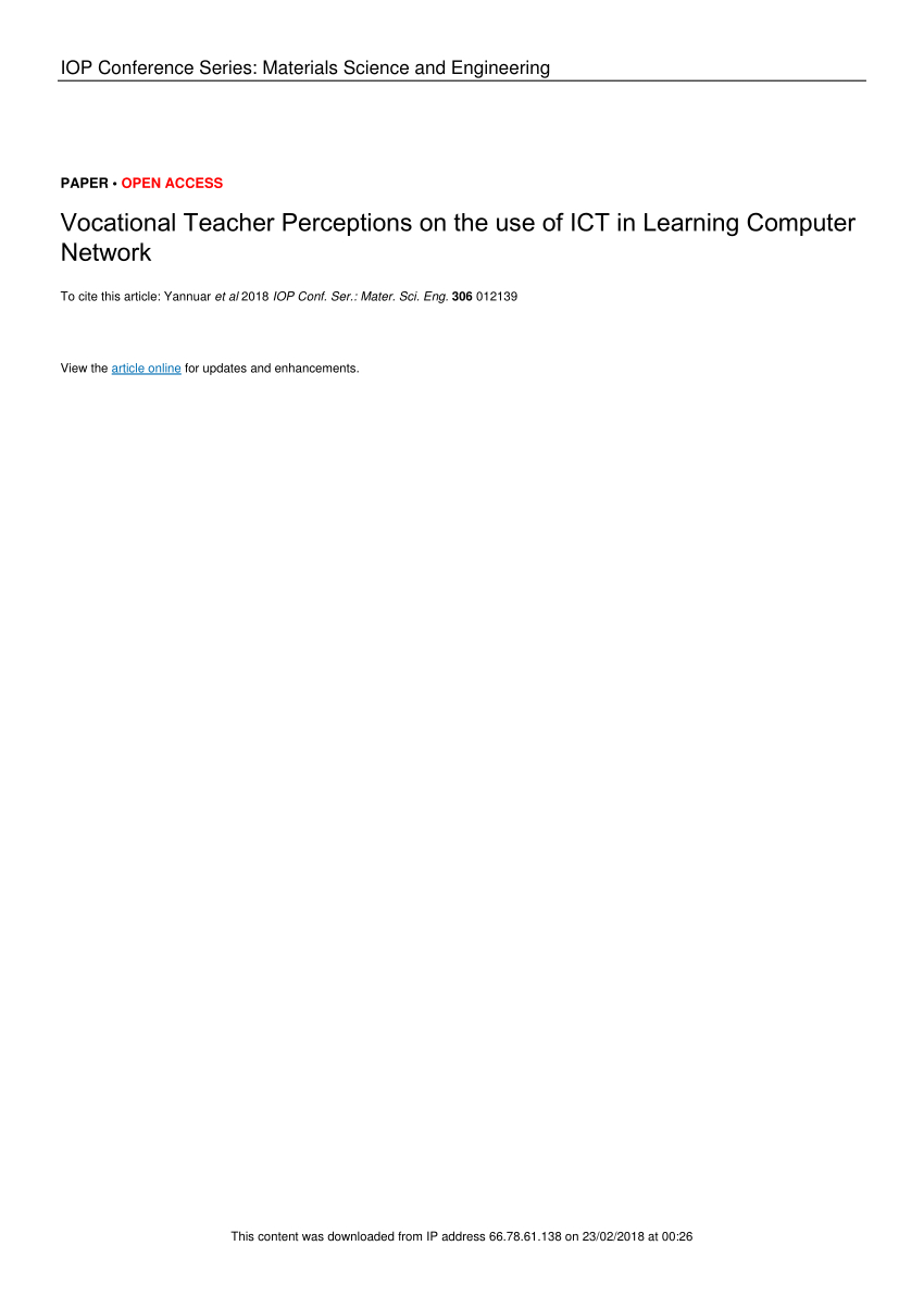 Www Teach Ict Com Spreadsheets Crossword For Teachers' Perceptions About The Use Of Computers In Efl Teaching And
