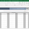 Xl Spreadsheet Templates With Attendance Sheet  Printable Excel Template  Free Download