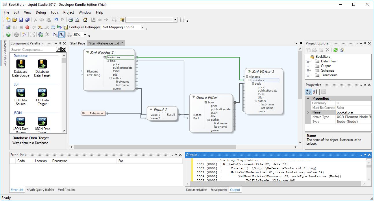 Xml Spreadsheet Editor Throughout Data Mapper