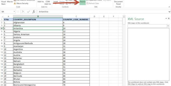 Xml To Spreadsheet For Export Excel Spreadsheet Data To Xml  Wiliam Blog