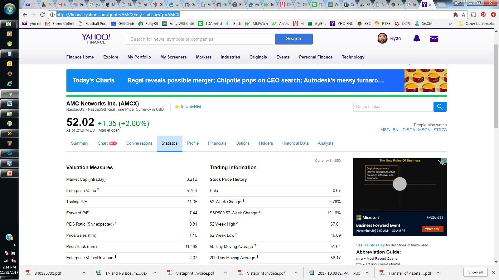 Yahoo Finance Spreadsheet Within Linking Yahoo! Finance And Other Outside Financial Data To Excel
