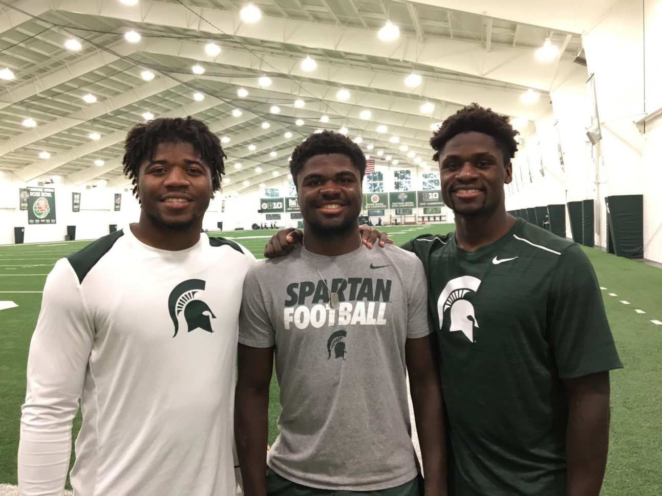 Youth Basketball Playing Time Spreadsheet Inside Three Brothers, One Team: How Michigan State's Dowell Trio Fulfilled