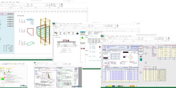 Z Purlin Design Spreadsheet Inside Z Purlin Designadsheet Software Sheet Civil Engineeringadsheets Free