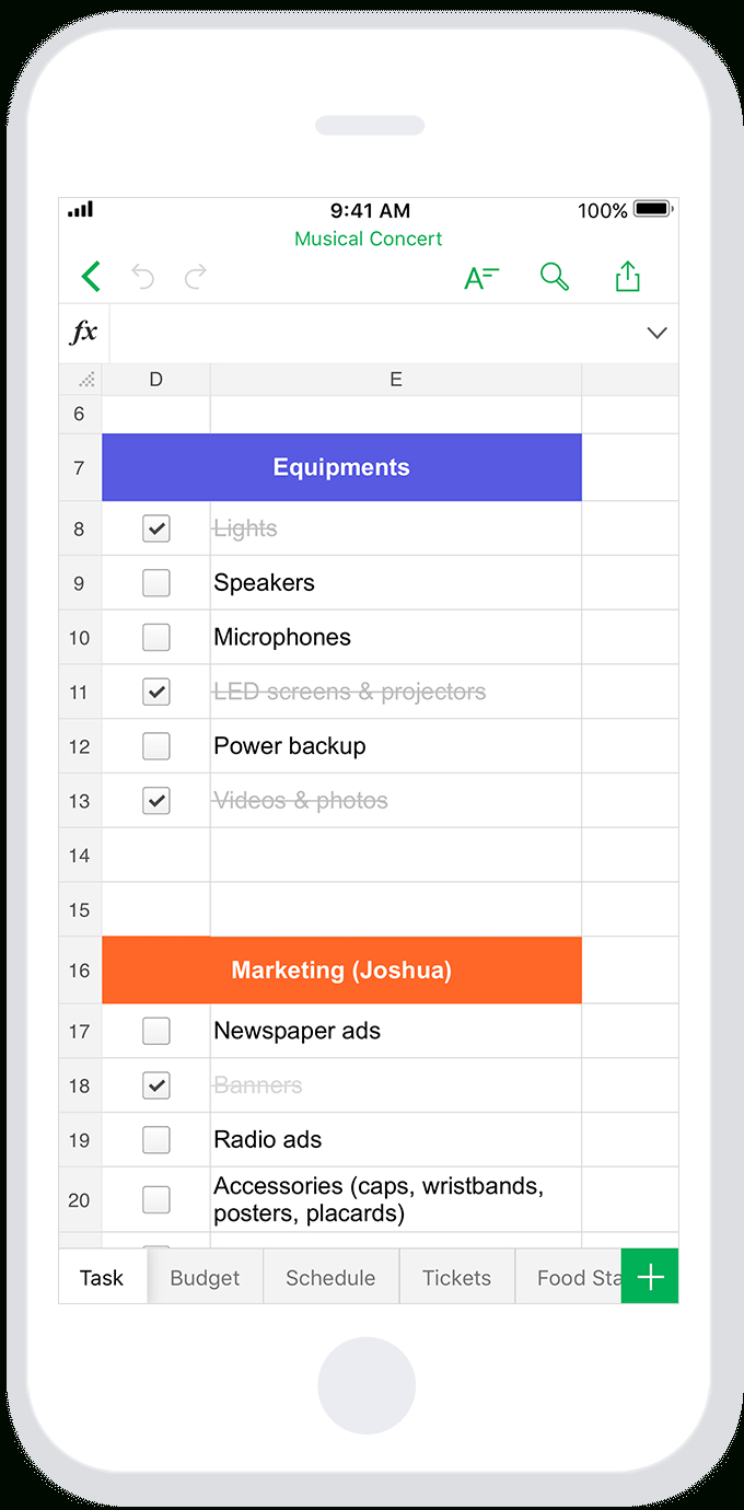 Zoho Spreadsheet Login With Spreadsheet App For Ios And Android  Zoho Sheet
