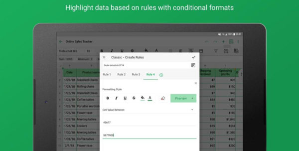 Zoho Spreadsheet With Mobile Spreadsheet  Zoho Sheet For Android  Apk Download