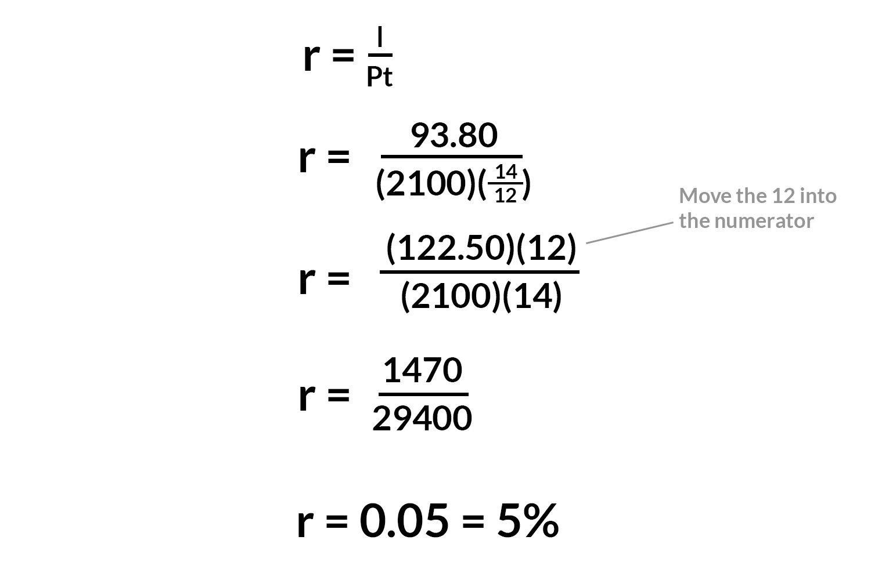 Simple Interest Word Problems Worksheet Db Excel Com