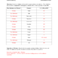 Classification Of Matter Hw Key