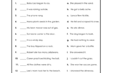 Comprehension Worksheets For Grade 1 Free And Cause And