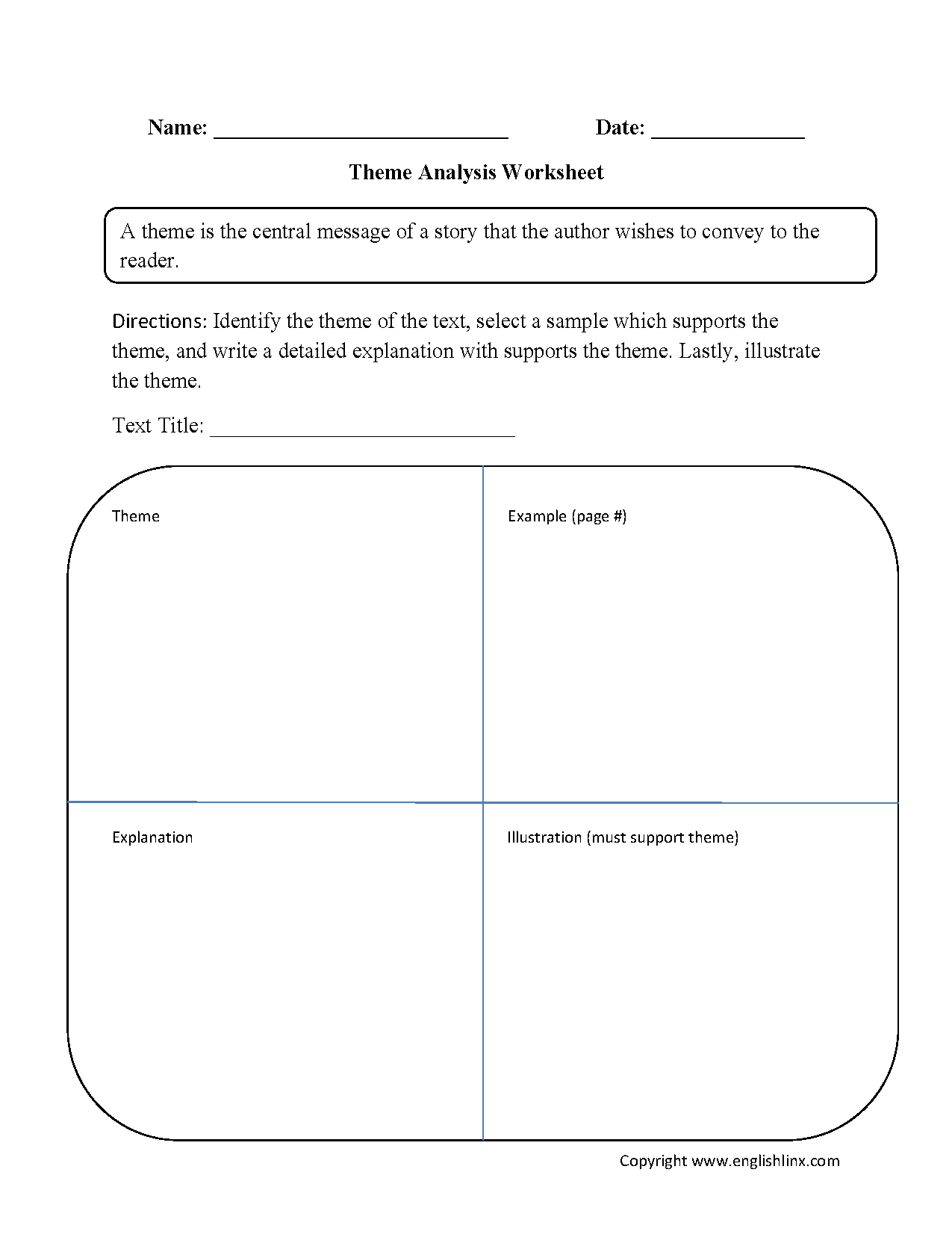 Text Structure Worksheets 3Rd Grade | db-excel.com