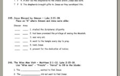 Free Printable Bible Study Lessons For Young Adults