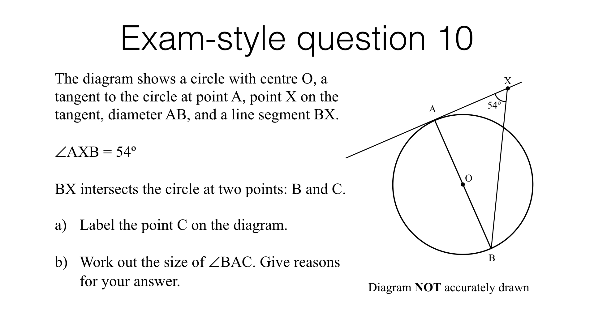 Angles In A Circle Theorems Solutions Examples Videos Manual Guide
