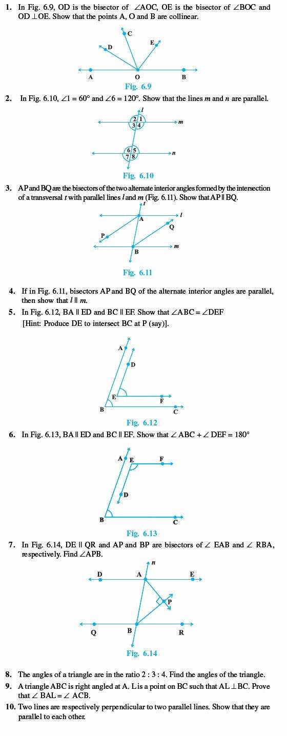 Geometry Segment And Angle Addition Worksheet Answers | db ...