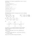 Inductive Reasoning Worksheet