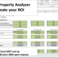 Investment Property Analyzer Rental Property Calculator Investment  Property Roi