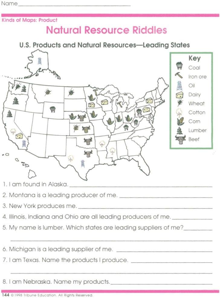 Latitude And Longitude Worksheet Answers — db-excel.com
