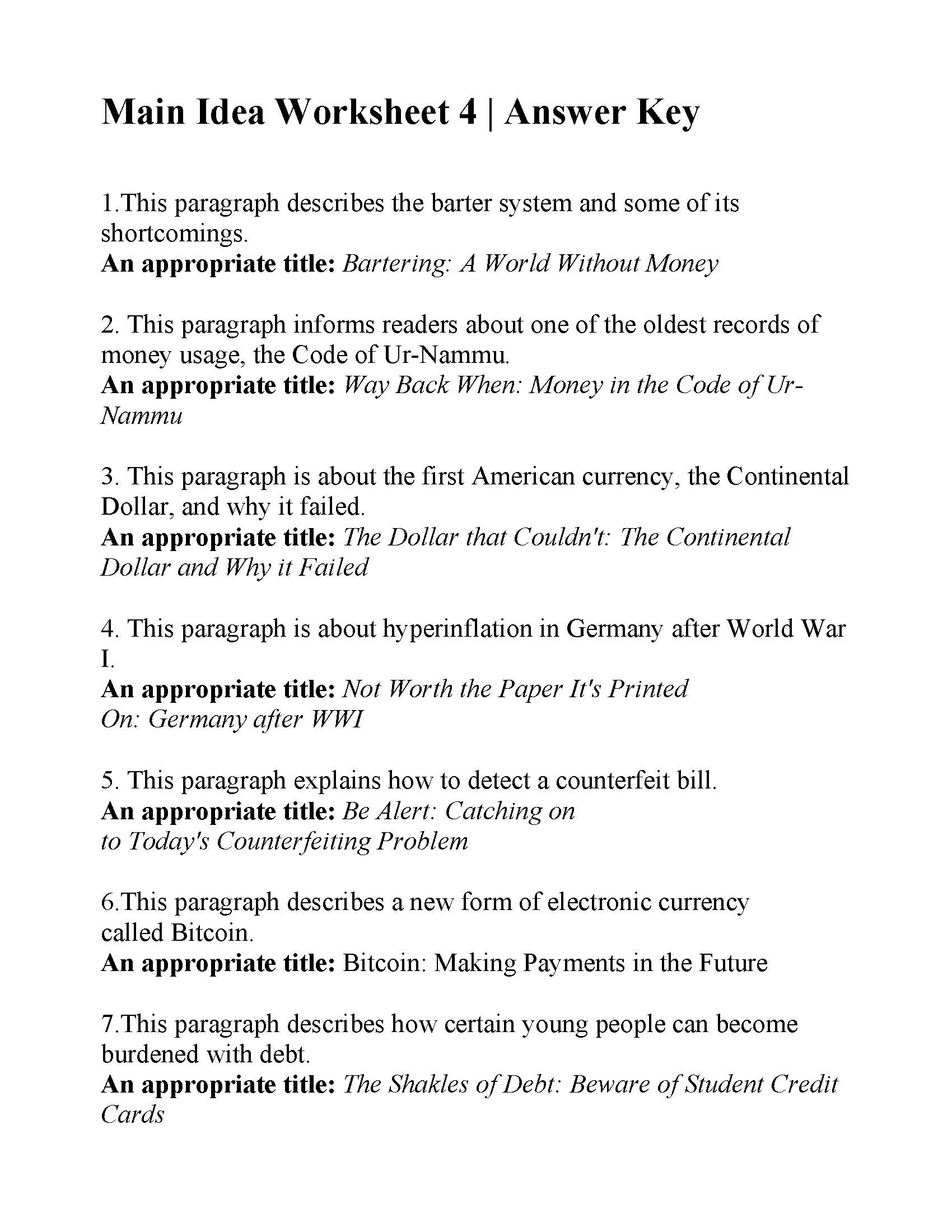 World War 2 Worksheets With Answers — db excel.com