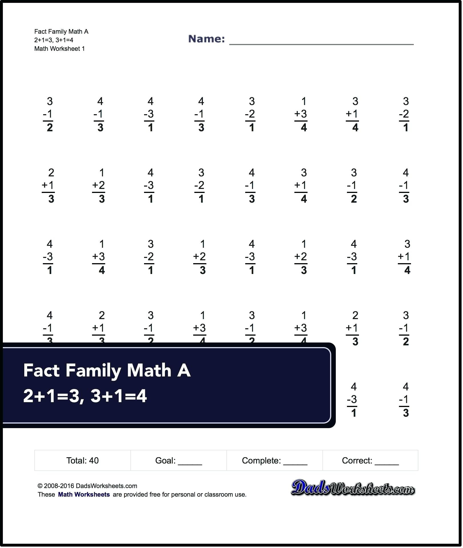 Touch Math Worksheets Generator | db-excel.com