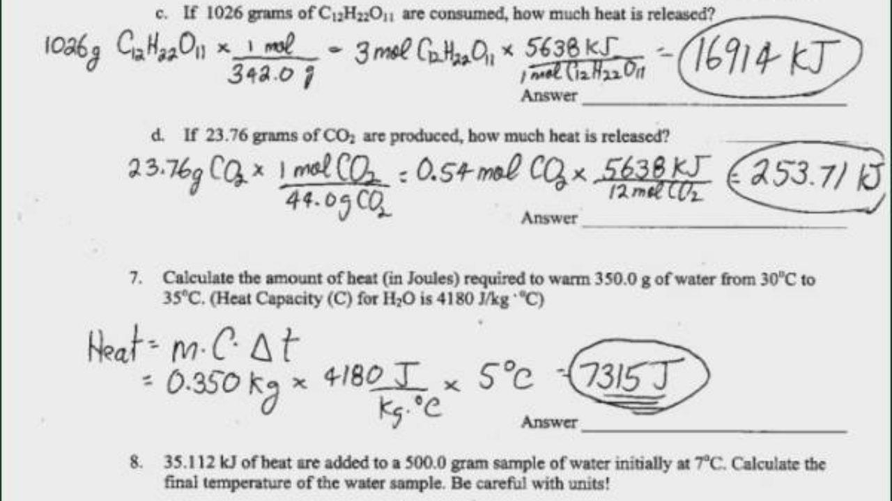 Molarity Practice Worksheet — db excel.com