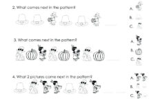 Pattern Worksheets For Preschool For Free  Math Worksheet
