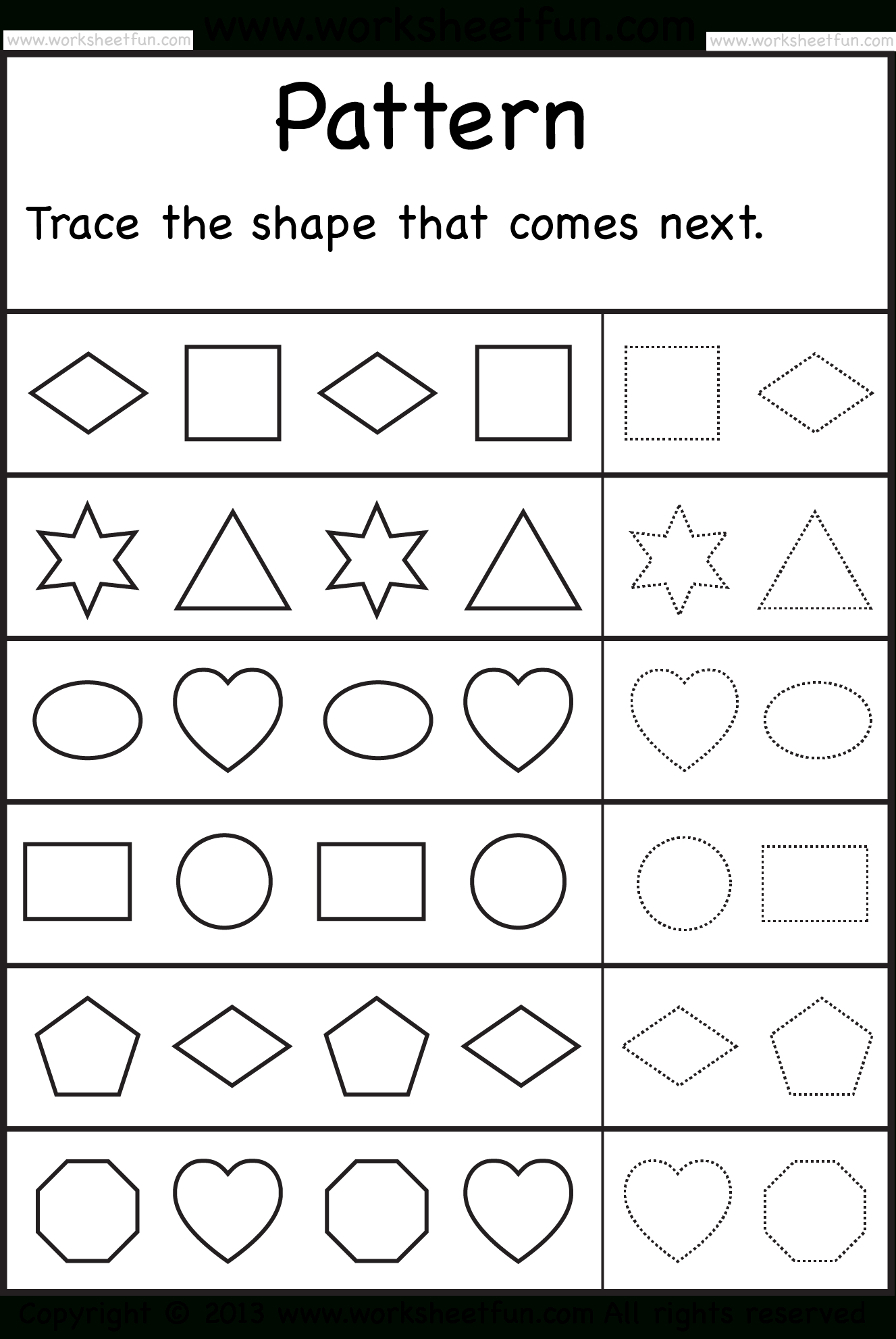 Patternwhatcomesnextwfun2  Crafts And Worksheets For