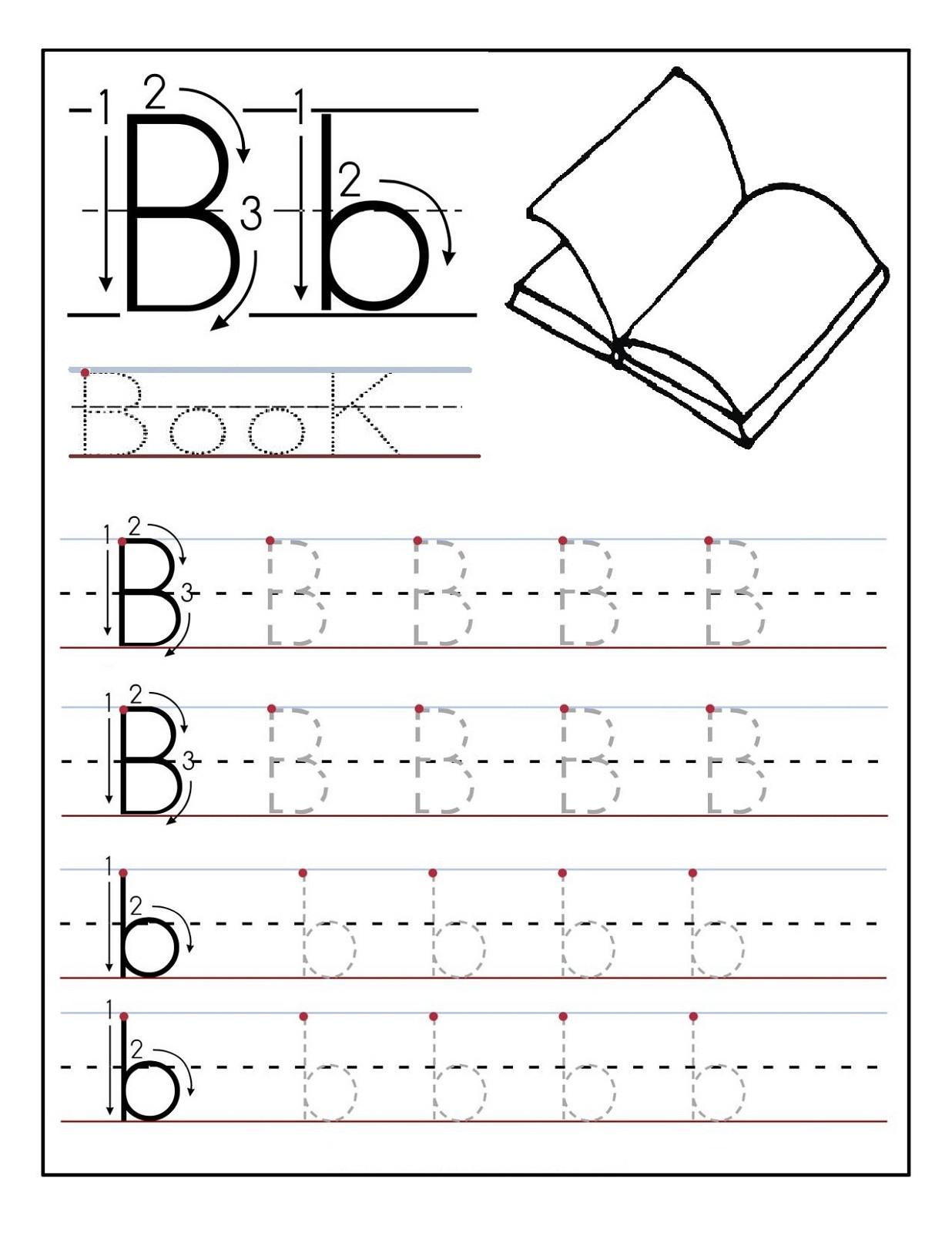 Preschool Worksheets Alphabet — db excel.com