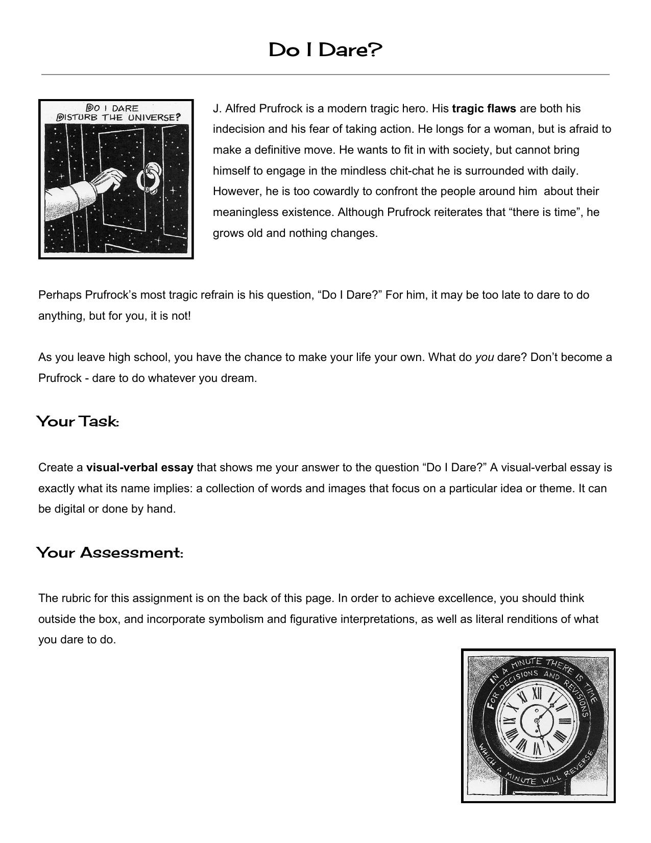 Prufrock Analysis Worksheet Answer Key — db excel.com