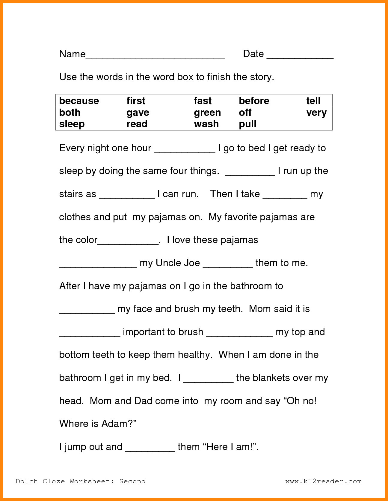 Reading Comprehension Worksheets 5Th Grade Multiple Choice ...