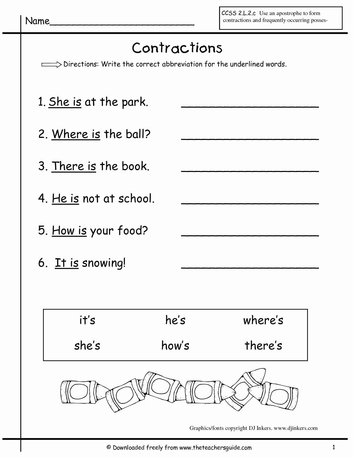 Second Grade Science Worksheets - db-excel.com