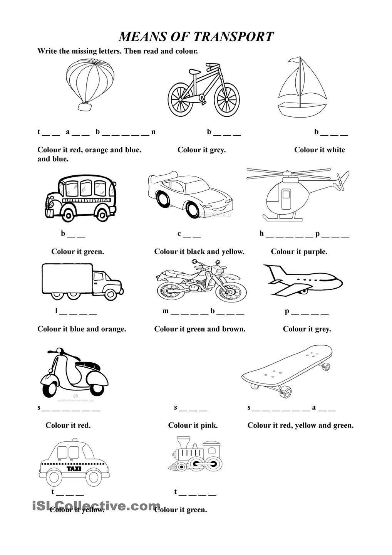 Spanish Worksheets For Preschool  Suzanneoshinsky