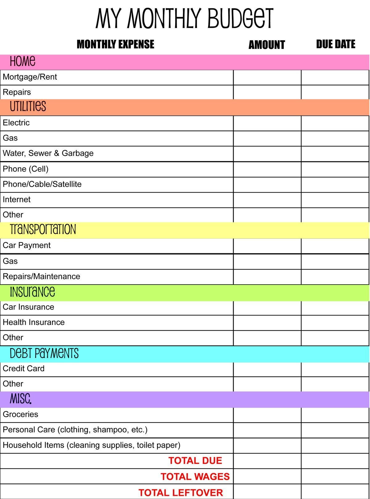 Turbotap Financial Planning Worksheet — db excel.com