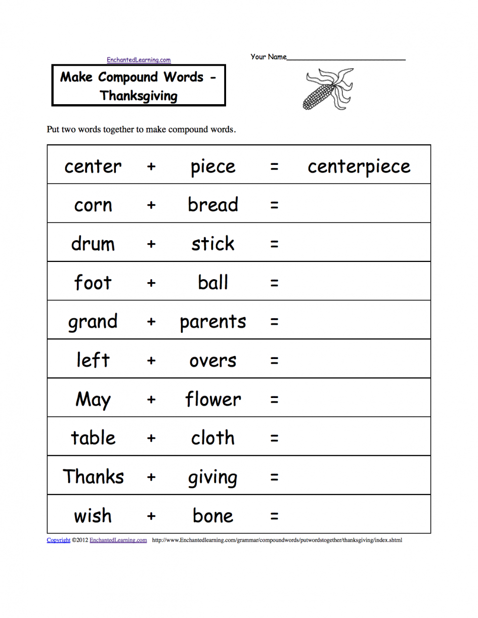 Worksheet 3Rd Grade Spelling Worksheets Thanksgiving — db ...