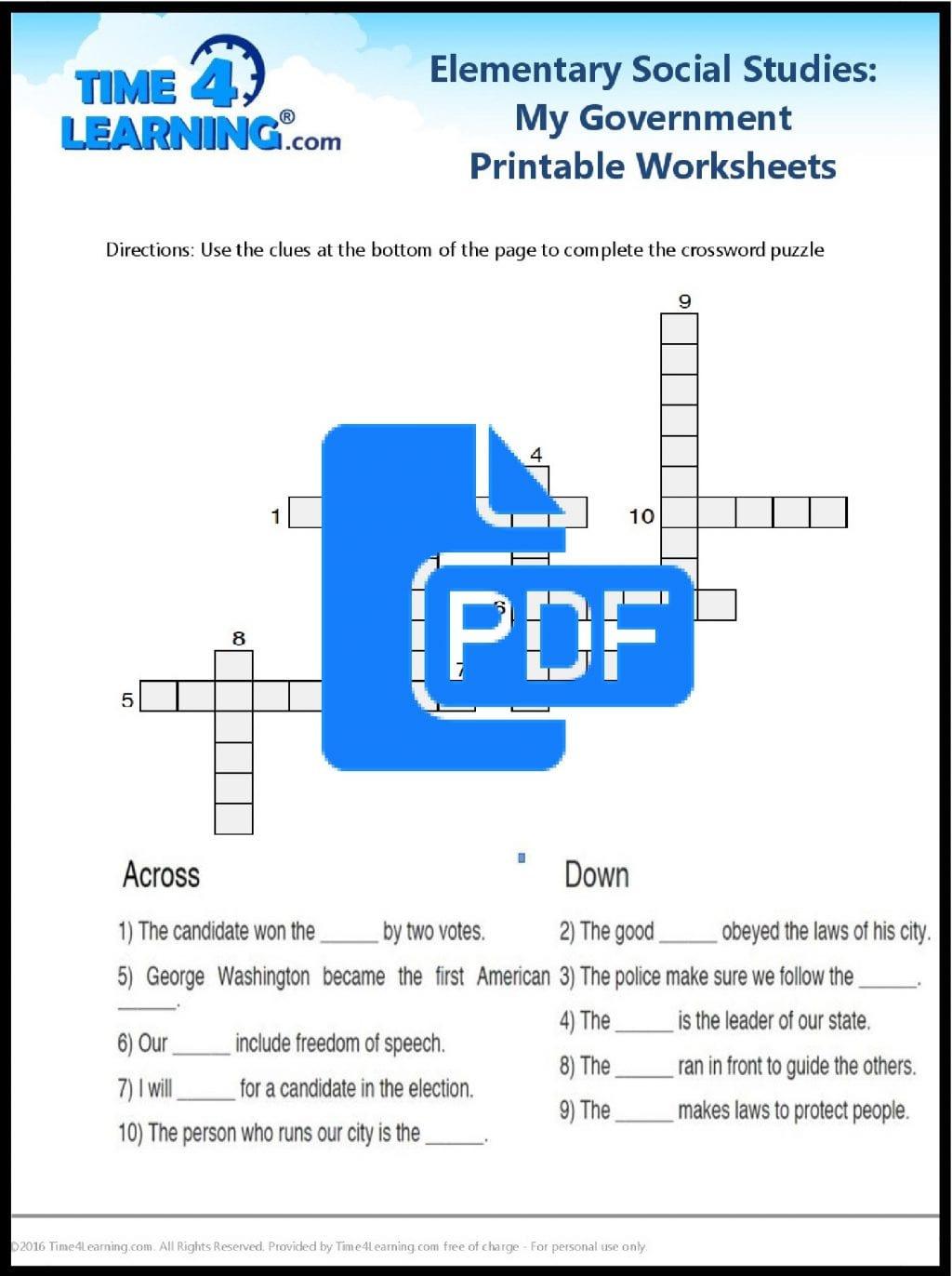 Free Ged Social Studies Worksheets — db excel.com